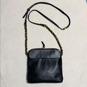 NEW Elliot Lucca Leather Crossbody Mini Bag